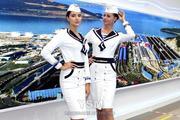 Девушки на выставку работа москва остапчук фото
